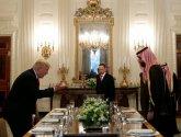 """تقرير يكشف أسرار زيارة """"رجل بن سلمان"""" للبيت الأبيض وتوبيخه هناك"""