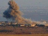 """3 شهداء وجريح من الجيش السوري بعد قصفٍ """"اسرائيلي"""" جنوب سوريا"""