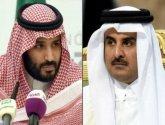 تفاصيل .. ليلة الاتصالات الساخنة بين قطر والسعودية بتنسيق ترامب