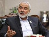 هنية يصل القاهرة على راس وفد من حماس