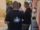 اخلاء 3 اطفال بحالة حرجة جراء احتراق منزلهم في بيت لحم