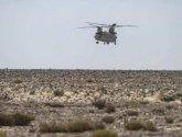 مقتل 7 جنود في تحطم مروحية في سيناء