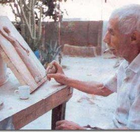 صديق ناجي العلي.. نجا من مجزرة الدوايمة فأصبح فناناً ثورياً