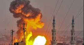 """مقتل مستوطن في عسقلان.. """"إسرائيل"""" تقصف ..."""