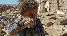 نيويورك تايمز: 400 ألف طفل يمني ...