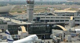 """إسرائيل تغلق مطار """"إيلات"""" بسبب العاصفة"""