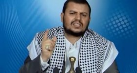 زعيم الحوثيين : اليد ممدوة لكل ...