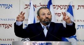 """إيهود باراك: هذا التهديد على """"اسرائيل"""" ..."""