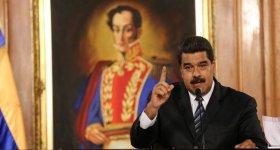 الرئيس الفنزويلي نيكولاس مادورو يتهم واشنطن ...