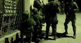 الاحتلال يعتقل 18 مواطنا من الضفة