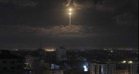 الاحتلال: 36 قذيفة صاروخية أطلقت الليلة ...