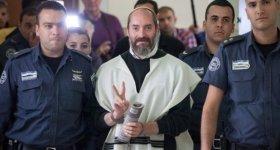 إطلاق سراح إرهابي يهودي حاول تفجير ...