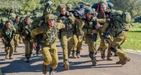 ضباط وجنود الاحتياط في جيش الاحتلال ...