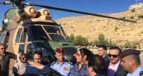 الأردنيون غاضبون من أحلام...ما قصة الطائرة ...