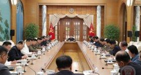 أول ظهور علني لزعيم كوريا الشمالية ...
