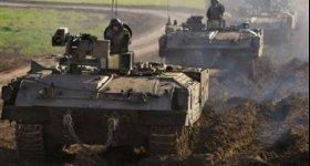 """وزير """"إسرائيلي"""": نخطط لعملية عسكرية واسعة ..."""
