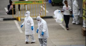 46 وفاة و8018 إصابة بفيروس كورونا ...