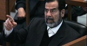 تسجيل نادر بصوت صدام حسين.. آخر ...