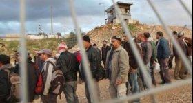 """""""إسرائيل"""" تُقرر السماح للعمال الفلسطينيين بالبقاء ..."""