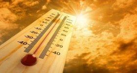 منخفض الهند الموسمي يسبب موجة حارة ...