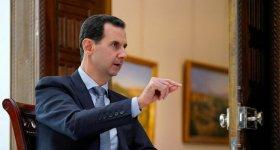 اصابة الرئيس السوري بشار الأسد وزوجته ...