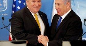 """""""بومبيو"""" يصل """"إسرائيل"""" للقاء نتنياهو وقادة ..."""
