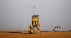 """جيش الاحتلال يعزز """"منظومة القبة الحديدية"""" ..."""
