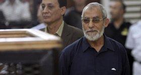 النقض المصرية تلغي حكم إعدام مرشد ...