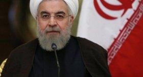 """الرئيس الايراني يتهم """"اسرائيل"""" باغتيال العالم ..."""