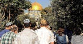 """منظمات """"الهيكل"""" تطالب نتنياهو إغلاق الأقصى ..."""