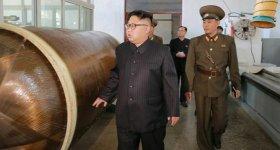 زعيم كوريا الشمالية يصف الولايات المتحدة ...