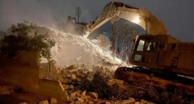الأمم المتحدة: الاحتلال هدم وصادر 178 ...