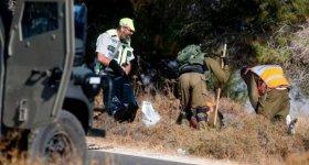 """إصابة جنديين """"اسرائيليين"""" بعملية طعن داخل ..."""