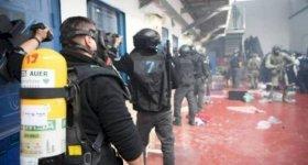 نادي الأسير: قوات القمع التابعة لإدارة ...