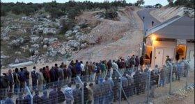 """""""إسرائيل"""" تسمح للعمال بالدخول بشرط المبيت ..."""