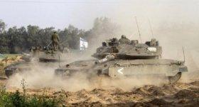"""""""إسرائيل"""" كانت على وشك شن حرب ..."""