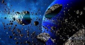 4 كويكبات في مسارات تصادمية مع ...