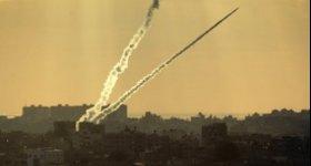 المقاومة بغزة تطلق صاروخين باتجاه مستوطنات ...