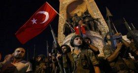 هل تعتقد أن أردوغان دبر محاولة ...
