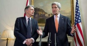 واشنطن ولندن تفكران في فرض عقوبات ...