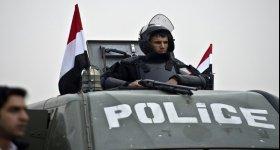 إصابة شرطيين و4 مدنيين جراء تفجير ...