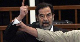 سر الاحتفاظ بدم صدام حسين في ...