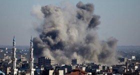 الاحتلال يعلن توسيع دائرة القصف لقطاع ...