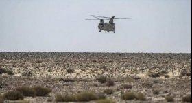 مقتل 7 جنود في تحطم مروحية ...