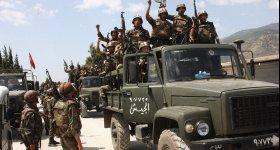 الجيش السوري يستعيد 16 قرية في ...