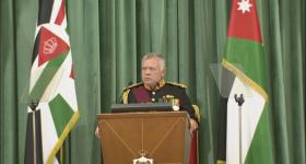 ملك الأردن: المسجد الأقصى وكامل الحرم ...