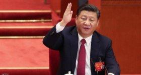 رسالة من الرئيس الصيني إلى العالم ...