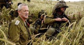 غانتس : إسرائيل بحاجة لعملية جديدة ...