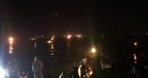 فيديو.. ميناء غزة يتوشح بالبرتقالي.. في اليوم العالمي للقضاء على العنف ضد المرأة