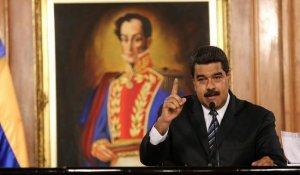 الرئيس الفنزويلي نيكولاس مادورو يتهم واشنطن بالتخطيط لاغتياله